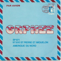 ORPHEE 45SP MCI N° 1009 TU GUETTE MON BLUES / THIS NIGHT CA SOUFFLE