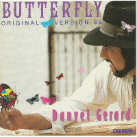 DANYEL GERARD 45SP CARRERE N° 14 749 BUTTERFLY / DANYEL'S MELODY