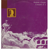 REINE GIANOLI 33T CFD 378 CHOPIN CONCERTO POUR PIANO N° 2