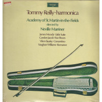 TOMMY REILLY harmonica 33T ARGO ZRG 856 LITTLE SUITE/FIVE PIECES/CONCERTINO/ROMANCE