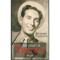 MONSIEUR TRENET DE RICHARD CANNAVO PLON 2001