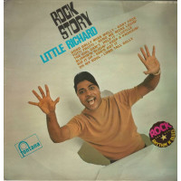 LITTLE RICHARD 33T FONTANA 683405 TL ROCK STORY