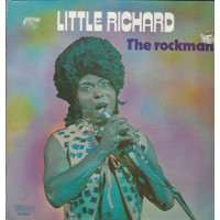 46566 LITTLE RICHARD 33T MUSIDISC 30CV1352 THE ROCKMAN