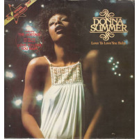 46577 DONNA SUMMER 33T ATLANTIC 50198 LOVE TO LOVE YOU BABY